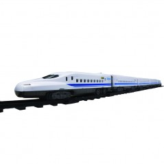 Fast Lane Bullet Train