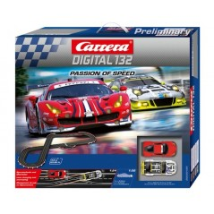 Carrera Passion of Speed autorada