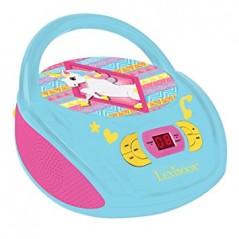 KidsTech CD Raadio - ükssarv