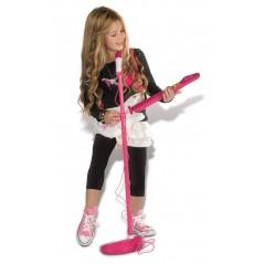 Barbie kitarr ja mikrofon