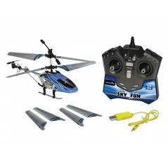 Revell puldiga helikopter