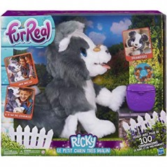 Fur Real koer Ricky