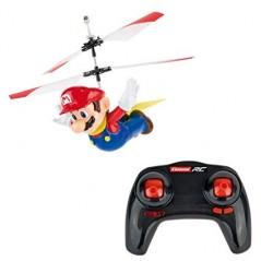 Super Mario Puldiga helikopter