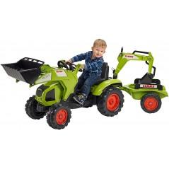 Falk Claas Pedaalidega traktor