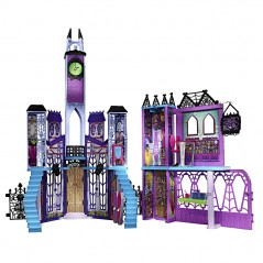 Monster High Koolimaja
